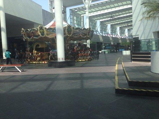 Plaza Las Americas : Vid starbucks