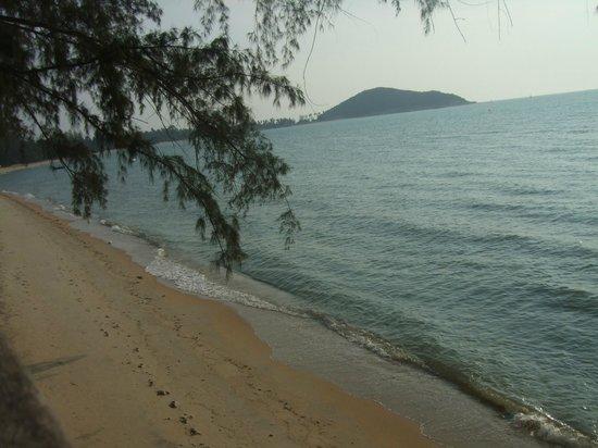 Nikki Beach Koh Samui: Strand