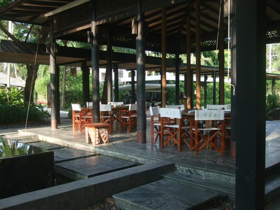 Nikki Beach Koh Samui: Restaurant