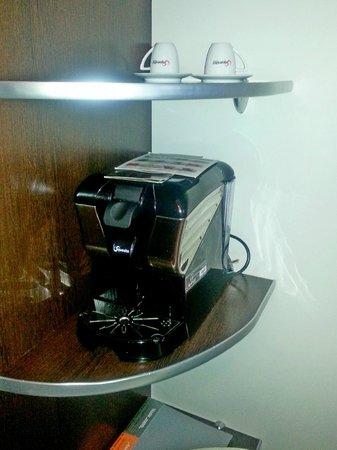 Guru: Coffee mashine