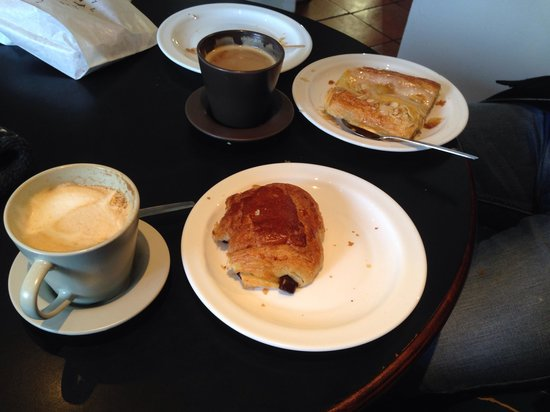 Sandholt: Big yummy pastries