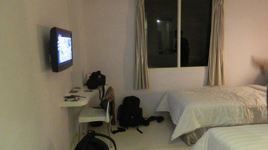 Primera Hotel Seminyak: notre chambre