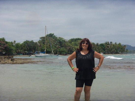 Puerto Viejo Beach : Playa Pto Viejo