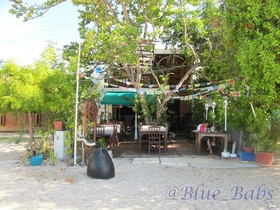 Posada El Canto de la Ballena : Restaurante de día