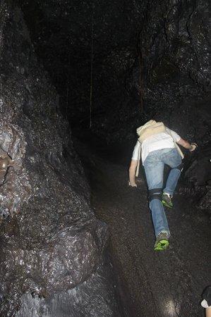 tunnels de lave 2013