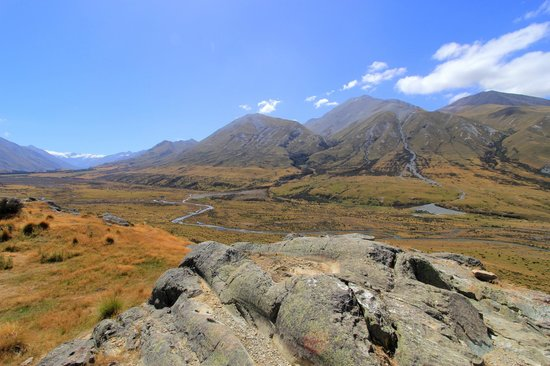 Hassle Free Tours: View from Edoras - Mount Sunday