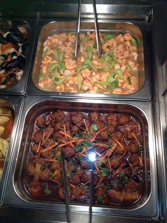 Piatti cinesi foto di be wok bellinzago lombardo for Piatti cinesi mangiati in italia