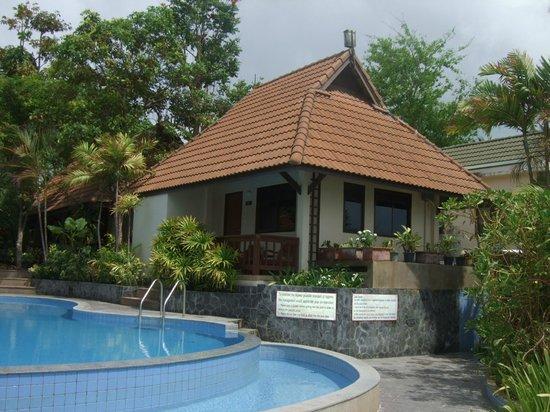 Samui Natien Resort : Poolvilla