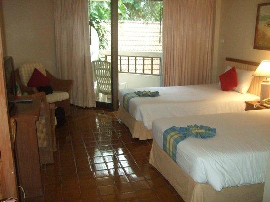 Samui Natien Resort : Zimmer