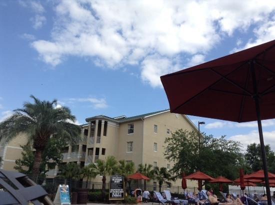Mystic Dunes Resort & Golf Club: pool side