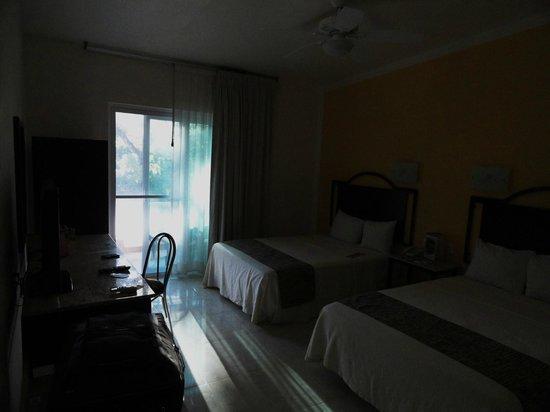 Hotel Chablis Palenque: Excelente espacio