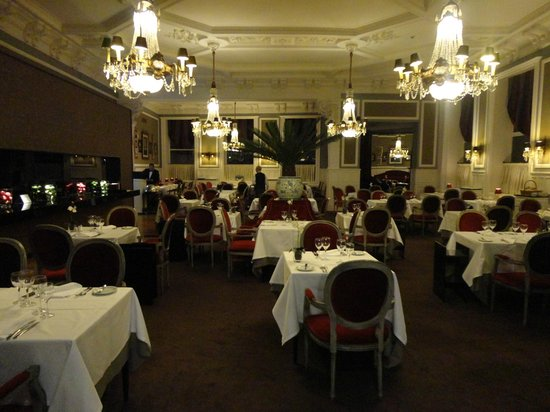 Grande Hotel Do Porto: Salão do café da manha(pequeno almoço)