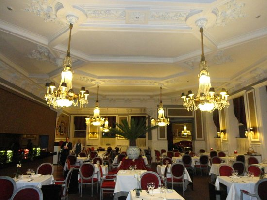 Grande Hotel Do Porto : Salão do café da manha(pequeno almoço)