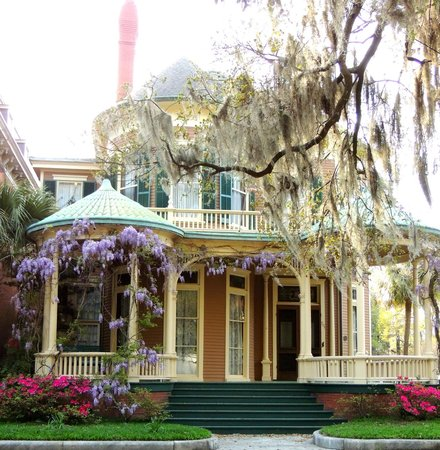 Savannah Historic District : Charming Savannah