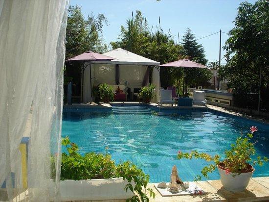 Art Villa Ines: Pool