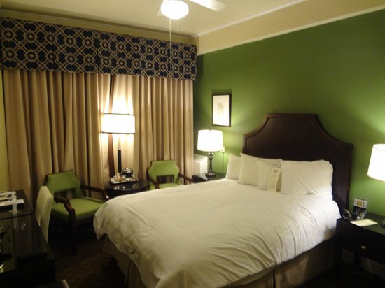 Chancellor Hotel on Union Square : Cama