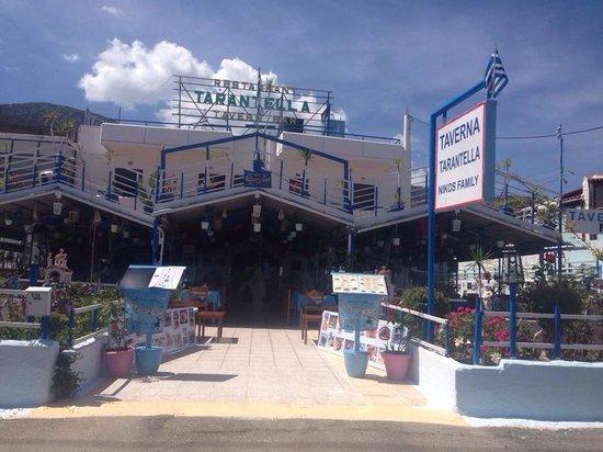 Taverna Tarantella: Nikos family