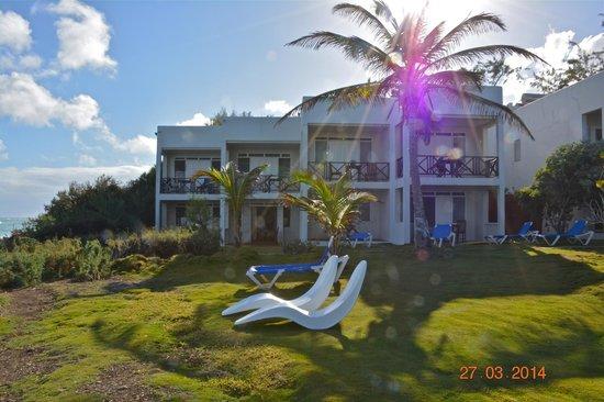 Ocean Spray Beach Apartments: l'albergo