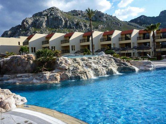 Atlantica Club Aegean Blue: Pool and Jacuzzi