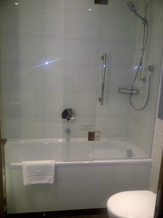 Hilton Rotterdam: Shower