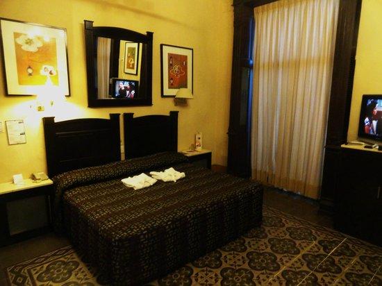 Gran Hotel de Merida : habitacion