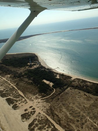 Southern Air at MRH: Cape Lookout