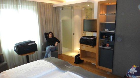 Hotel Maximilian: quarto