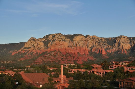 Best Western Plus Inn of Sedona: view from the room