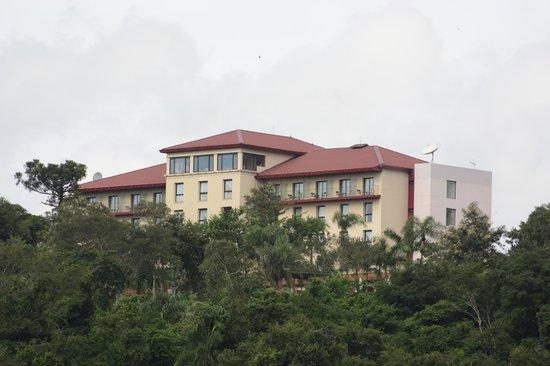 Panoramic Grand : El hotel desde el Rio