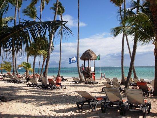 Barcelo Bavaro Beach - Adults Only: One of the worlds top ten beaches at our resort