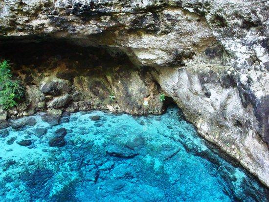 Barcelo Bavaro Beach - Adults Only: Hoyo Azul