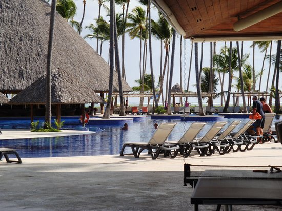 Barcelo Bavaro Beach - Adults Only: Our pool