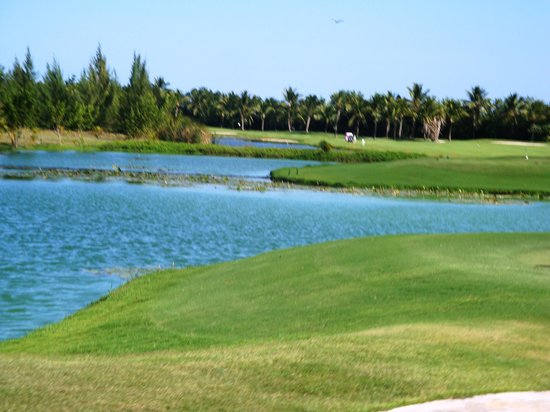 Barcelo Bavaro Beach - Adults Only: Golf course