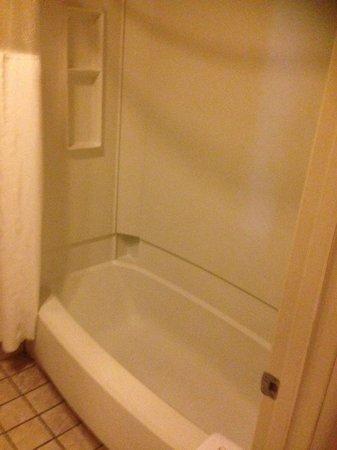 Ramada Columbus Polaris : Bath tub