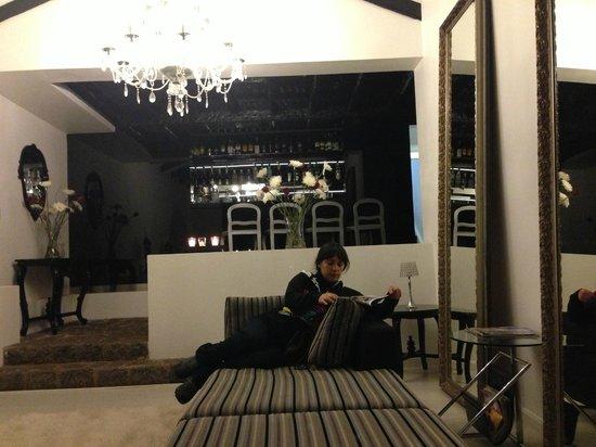 Winery Boutique Hotel : Sala de estar