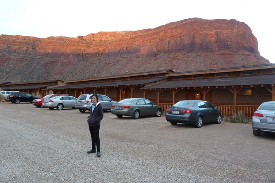 Red Cliffs Lodge : Rooms which are not by the river
