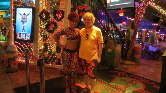 National Hotel Miami Beach: en la ocean, bar clevelander