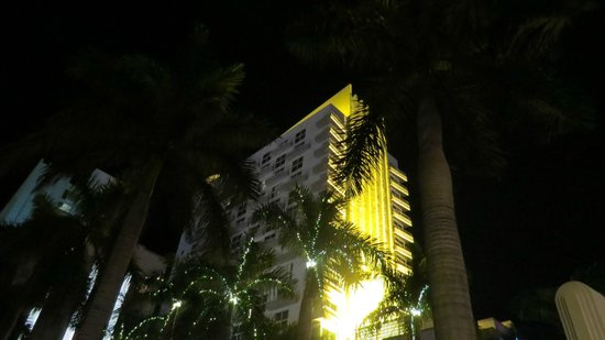 National Hotel Miami Beach: vista exterior