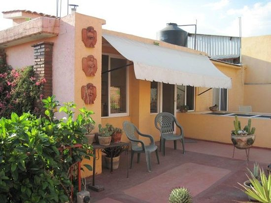 Bed & Breakfast at the Oaxaca Learning Center 사진