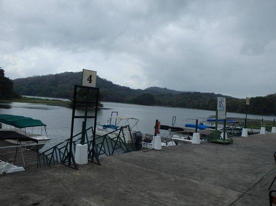 Gamboa Rainforest Resort: fishing area