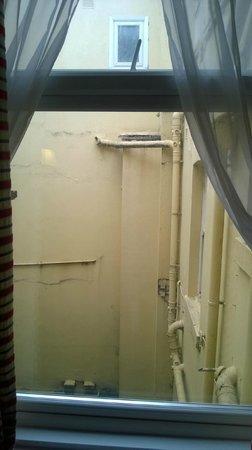 Claremont Hotel: Prison standard view.