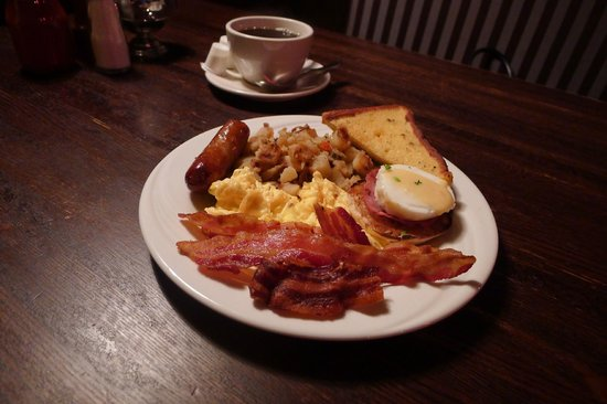 KC Prime: Breakfast choices