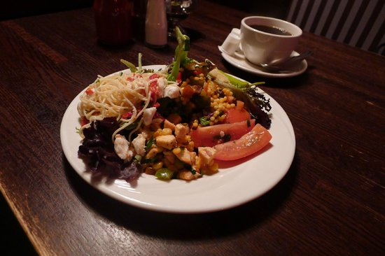 KC Prime: Cold appetizers and salads
