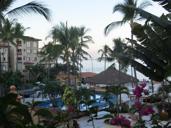 Canto Del Sol Plaza Vallarta: View from our balcony