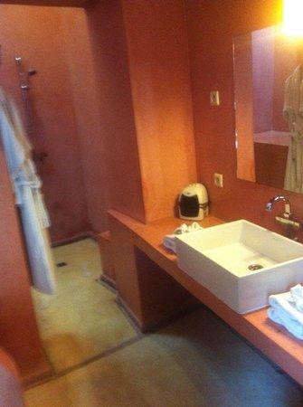 Riad Olema & Spa: baño odyssee