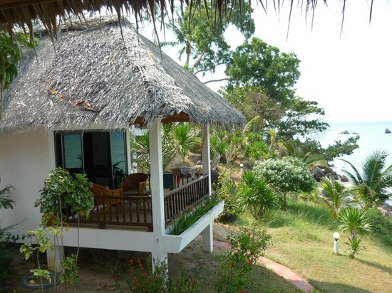 Lamai Bay View Resort : Beach Front Bungalow