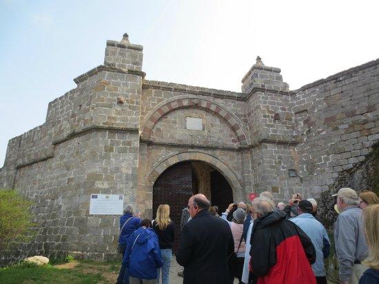 Fortaleza de Belogradchik: The gateway to the lower tower
