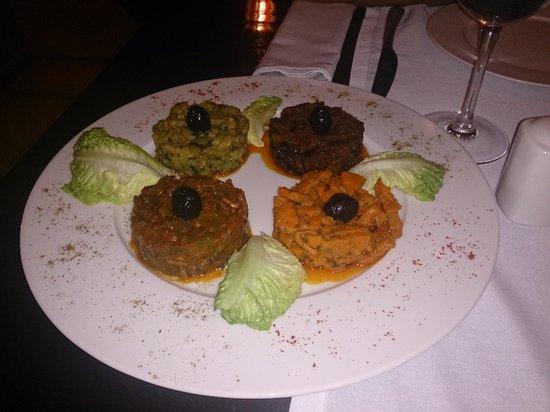 Riad Olema & Spa: ensalada