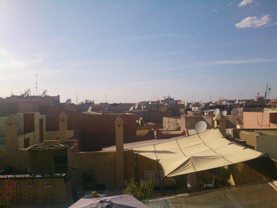 Riad Olema & Spa: vistas