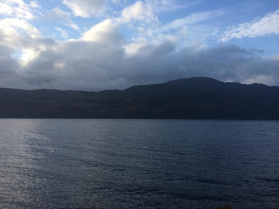 Loch Ness Highland Lodges: Wonderful views from the huts